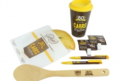 Carrs Pasties merchandise