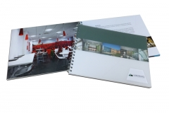 Hargreaves Construction brochure